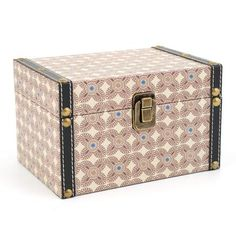 Global Fusion Collection Printed Box | Dunelm