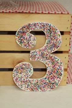 """Brae's """"Sprinkled with Love"""" 3rd birthday party 