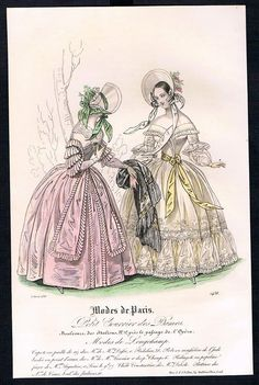 1838, Petit Courrier des Dames