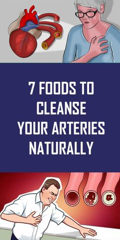 7 Foods to Cleanse Your Arteries Naturally
