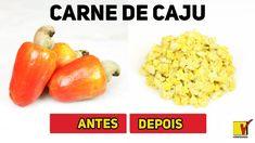 COMO PREPARAR A CARNE DE CAJU | VIEWGANAS Xpress - YouTube