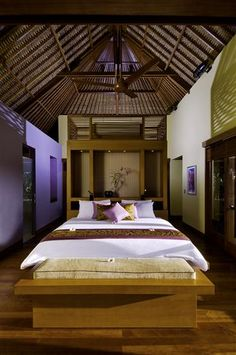 Bedroom 2 #Bali #Indonesia #Villa #Diving