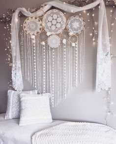 Dream Catcher Kits Hobby Lobby Lace Dreamcatcher  Beads  Pinterest  Dream Catchers Catcher And