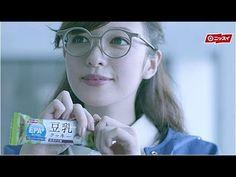 森絵梨佳 CM ニッスイ 豆乳クッキー 「キレイがつながる」篇