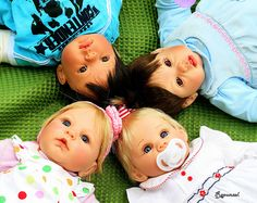 Lee Middleton baby dolls