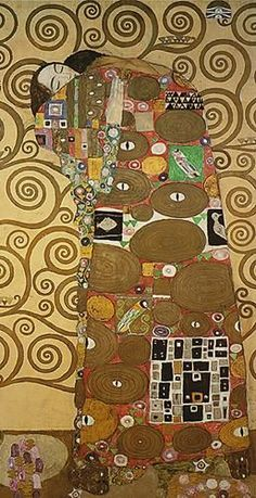 Die Erfullung poster print by Gustav Klimt  http://www.picturestore.com.au/product.aspx?productID=115881#