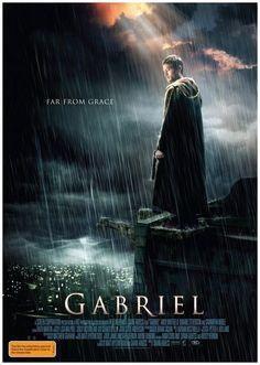 Cebrail - Gabriel - 2007 - DVDRip Film Afis Movie Poster