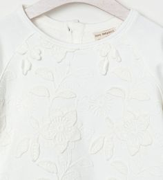 EMBROIDERED SWEATSHIRT - Cardigans and sweaters - Baby girl - New collection   ZARA Turkey