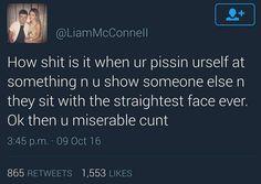 #life #miserable #discrete #piss #quote #cunt #miserable #friends #bff #bffs #friendsforever #friendsforlife