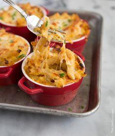 butternut squash mac and cheese ✿