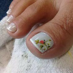Nail Arts, Nail Art Designs, Nail Polish, Lily, Pretty Nails, Gorgeous Nails, Edgy Nail Art, Feet Nails, Nail Stickers