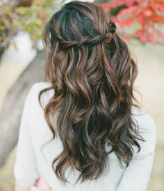 CUTE EASY Wedding Hairstyles for Long Hair