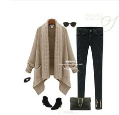 Hot sale 2 color Brand sweater 2014 Spring and Autumn Twist the shawl No buttons Knitting cardigan plus-size Wrap Swing Women $50.79