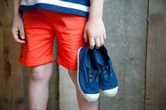 Our Navy Plum Canvas Shoes #trotters #trotterschildrenswear #kidsclothes #kidswear #kidsfashion #childrenswear #childrensclothes #childrensfashion #kidsshoes #boyswear #ss16