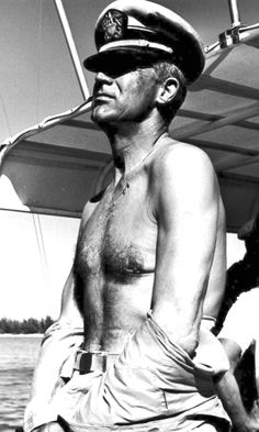 "Cary Grant en ""Operación Pacífico"", 1959"