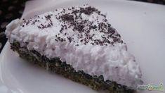 Mákos kókusz torta