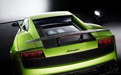 Lamborghini LP Superleggera Edizione Tecnica in London