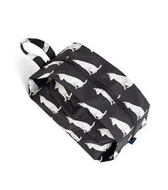 3D Zip Medium Nylon Bag - Dog - Butch Basix