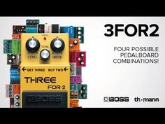 3for2 - Drei BOSS-Pedale zum Preis von zweien - http://www.delamar.de/spartipps/3for2-30783/?utm_source=Pinterest&utm_medium=post-id%2B30783&utm_campaign=autopost