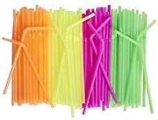 It S All About Those Straws Neon Colors Birthday Fun Sweet Mixed Drinks