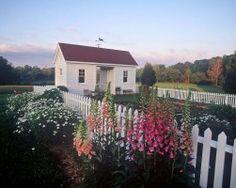 garden shed - Neumann Lewis Buchanan Architects