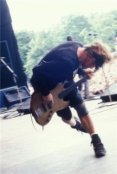 Jeff Ament. I am obsessed with him.