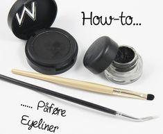 How-to: Legge perfekt eyeliner