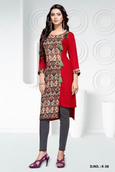 Catalog MOQ : Fullset Total Design : 9 Catalog Name: TM Kurtis Category : Kurti Price : 4940 Fabric : Cotton Base Brand :  New TM Kurtis Kurti Catalog