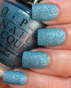 OPI Liquid Sand Bond Girls Tiffany Case