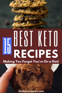 Being on a keto diet doesn't mean that you have to restrict yourself from your favorite dishes. These low-carb recipes will be your ideal dishes. You can learn from some new simple ketogenic recipes here and add them to your meals even to your family.