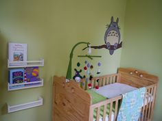 Bubs My Neighbor Totoro Nursery | Obsessive By Nature