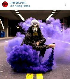 Photography As An Art – PhotoTakes Smoke Bomb Photography, Urban Photography, Creative Photography, Portrait Photography, Gas Mask Art, Masks Art, Rauch Fotografie, Smoke Wallpaper, Dope Wallpapers