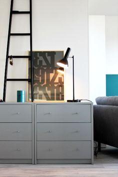 Vuokra-asunnon sisustus, asiakkaana Jyväskylän Vuokra-asunnot. Dresser, Inspiration, Furniture, Home Decor, Biblical Inspiration, Powder Room, Decoration Home, Room Decor, Stained Dresser
