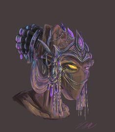 Dark Templar Clairvoyant by StarwolfTsuname on DeviantArt