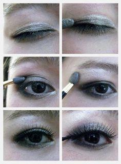 Disneys Princess Belle Eye Makeup Tutorial #makeup #eyeshadow #beauty