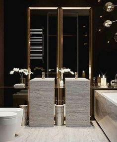 Simply Elegant Spa Bathroom Ideas 09