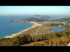 Doniños y Covas desde Monteventoso. Costa gallega