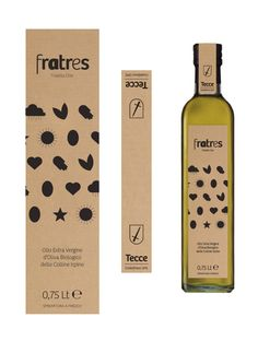Fratres - Fratello Olio. olive oil love PD