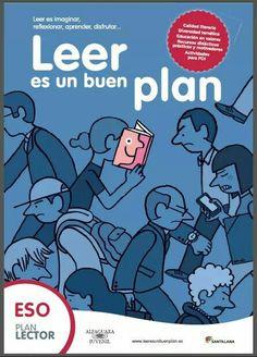 Leer es un buen plan.
