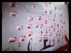 Découvrez le mur d'expression du #TDBI. En photo ou en dessin, laissez libre cours à votre imagination ! #Voile #Latrinitesurmer #belleile #regate