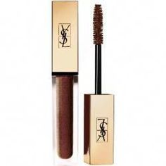 Yves Saint Laurent Mascara Vinyl Couture 04 I'm The Illusion Brown, 6,7 ml Yves Saint LaurentYves Sa #HowToCleanMakeupBrushes