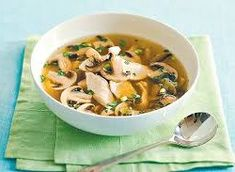 Sopas y Cremas - La Cocina de Bea Cilantro, Fett, Thai Red Curry, Ethnic Recipes, Tortilla Soup, Cream Cheeses, Cooking, Ethnic Food