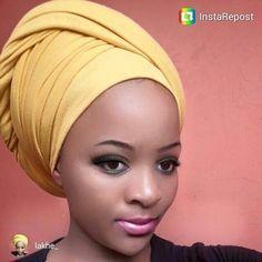 Headwrap African Head Scarf, African Head Wraps, African Dress, Head Scarf Tutorial, Turban Tutorial, Mississippi Mud, Turbans, Hijabs, Scarf Hairstyles