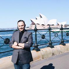 It has been great #Sydney. I'll be back InsyaAllah