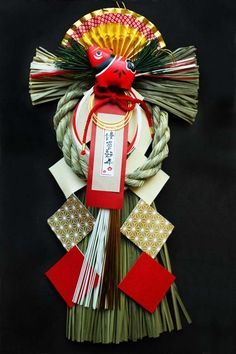 Japanese New Year Ornaments