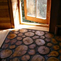 Now, that's a wood floor!
