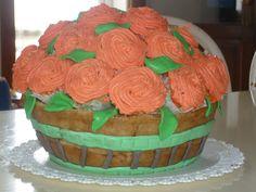 torta in pasta di mandorle +maffin