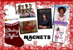 #StockingStuffers #StockingStuffersForAdults #InspirationalGifts #ChristmasGifts #AfricanAmericanGifts #Christmas #ChristmasIdeas #Christmas2017 #SmallGifts #Magnets