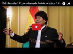 Evo Morales indulta a 1800 presos en navidad  http://www.facebook.com/pages/p/584631925064466