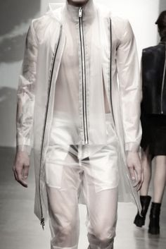 Odd FW14  See through suit.